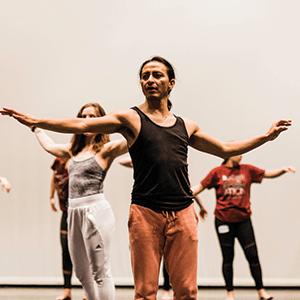 Dance-class-orang-pants